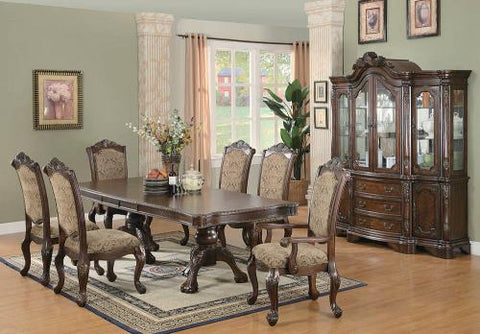 Coaster Furniture ANDREA 103111 Dining Table - Pankour