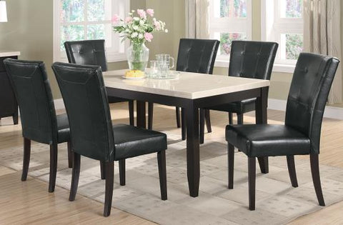 Coaster Furniture ANISA 102771 Dining Table - Pankour