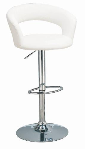 Coaster Furniture BAR TABLES: GAS LIFT 120347 ADJUSTABLE BAR STOOL - Pankour