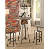 Coaster Furniture BAR TABLES: RUSTIC/INDUSTRIAL 101811 Grey, Nutmeg - Pankour