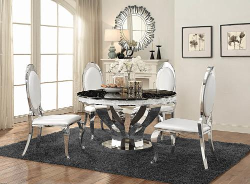 Coaster Furniture DINETTE 107891 Dining Table - Pankour