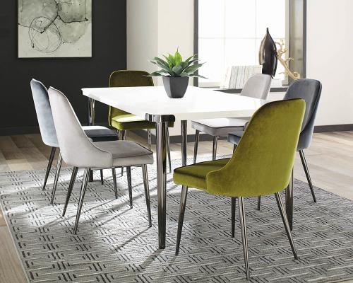 Coaster Furniture DINETTE 107951 Dining Table - Pankour