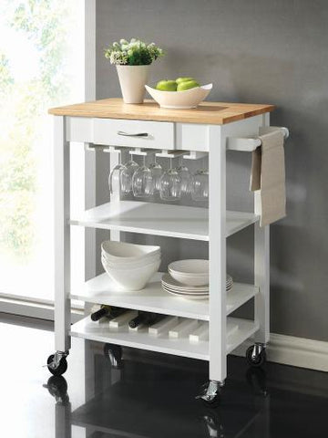 Coaster Furniture DINING KITCHEN CARTS 910025 KITCHEN ISLAND & CARTS - Pankour