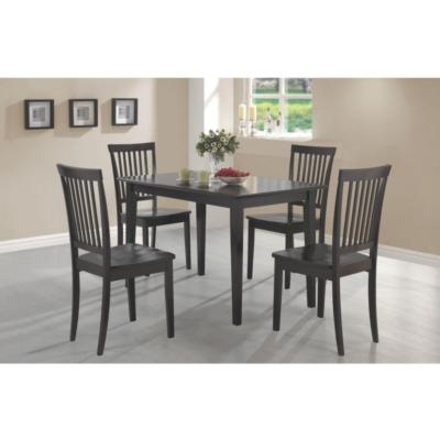 Coaster Furniture DINING: PACKAGED SETS WOOD 150152 DINING SET