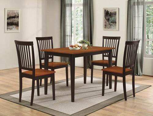 Coaster Furniture DINING: PACKAGED SETS WOOD 150153 DINING SET - Pankour
