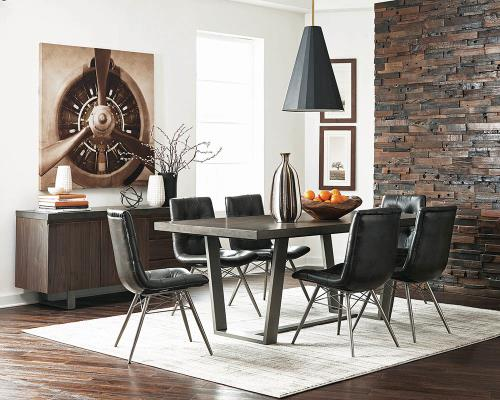 Coaster Furniture EVERYDAY 107851 Dining Table - Pankour