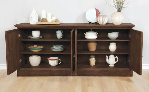 Coaster Furniture GLEN COVE 107985 Dining, Living Storage - Pankour