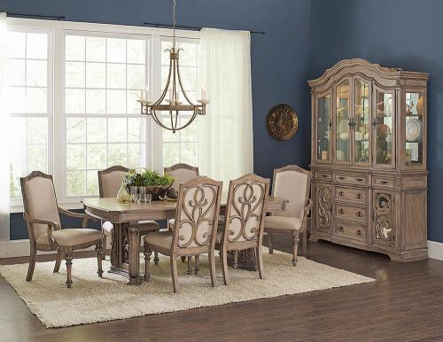 Coaster Furniture ILANA 122211 Dining Table - Pankour