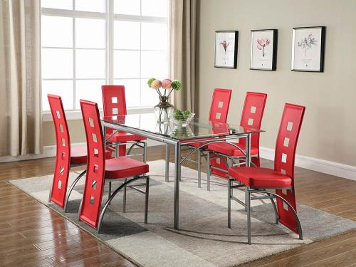 Coaster Furniture LOS FELIZ 101681 Dining Table - Pankour