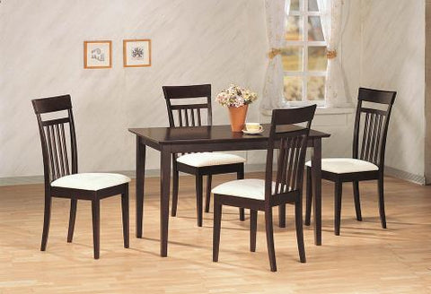 Coaster Furniture PACKAGED SETS WOOD 4430 DINING SET
