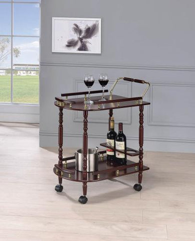 Coaster Furniture REC ROOM 3512 SERVING CART