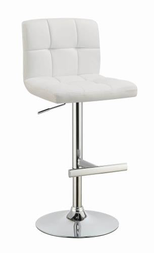 Coaster Furniture REC ROOM/BAR STOOLS: HEIGHT ADJUSTABLE 120356 ADJUSTABLE BAR STOOL - Pankour