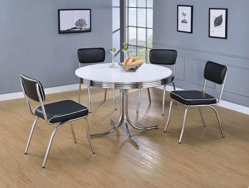 Coaster Furniture RETRO 2388 Dining Table - Pankour