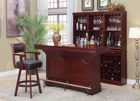 Coaster Furniture TRADITIONAL/TRANSITIONAL 3080-1 BAR UNIT