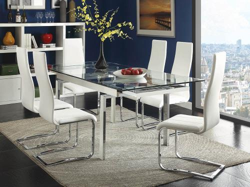 Coaster Furniture WEXFORD 106281 Dining Table - Pankour