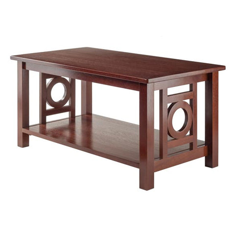 Winsome Wood 94037 Ollie Coffee Table Walnut