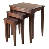 Winsome Wood 94320 Regalia 3-Pc Nesting Table