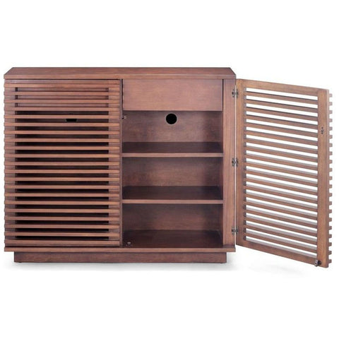 ZUO Modern Linea Cabinet 199050 Dining/Living Storage - Pankour