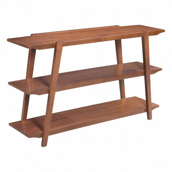 ZUO Modern Graham 101058 Console Table Walnut - Pankour