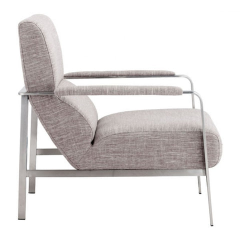ZUO Modern Jonkoping 500348 Arm Chair Wheat