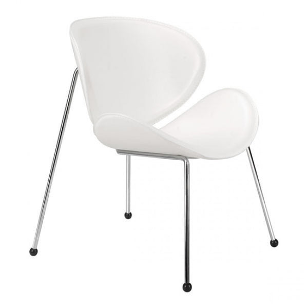 ZUO Modern Match 100102 Chair White