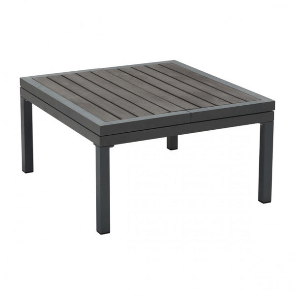 ZUO Modern Santorini 703898 Lift-Top Coffee Table Drk Gry
