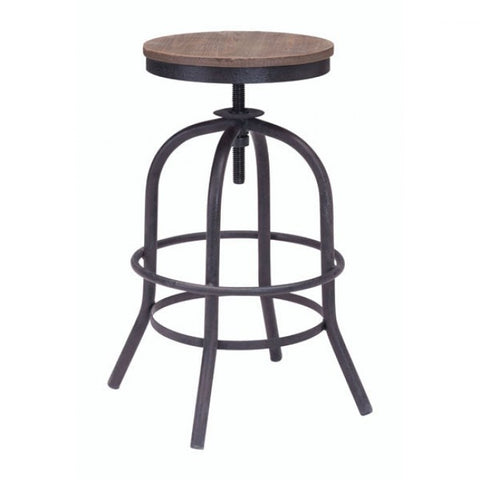 ZUO Modern Twin Peaks  98184 Counter Stool