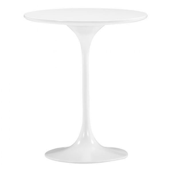 ZUO Modern Wilco 401142 Side Table White
