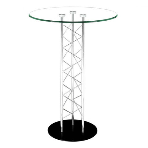 Zuo Modern Chardonnay 621111 Bar Table Chrome - Pankour