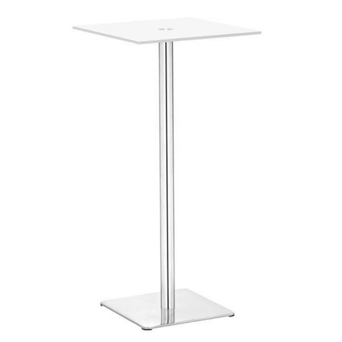 Zuo Modern Dimensional 601168 Bar Table White - Pankour