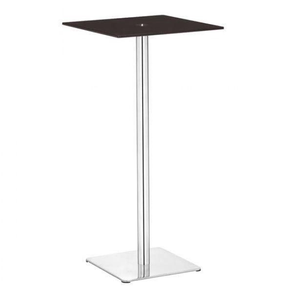 Zuo Modern Dimensional 601169 Bar Table Espresso - Pankour