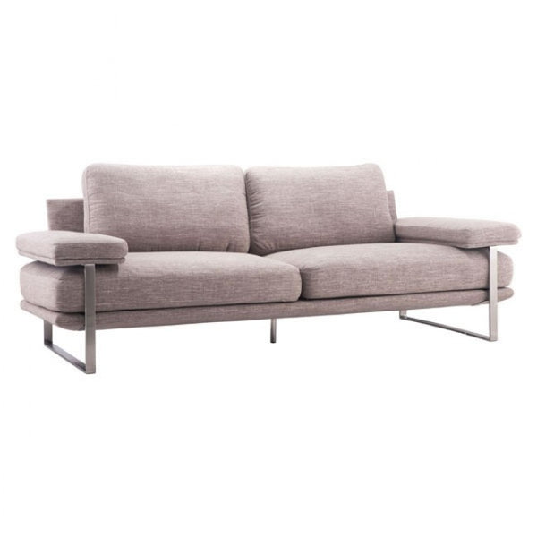 Zuo Modern Jonkoping 900626 Sofa Wheat - Pankour