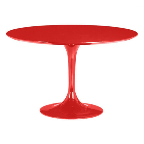 Zuo Modern Wilco Table 102174 Dining Table Red