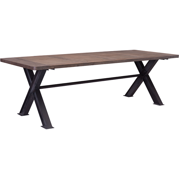ZUO Modern Haight Ashbury Table 98162 Dining,Office Tables,Desks - Pankour