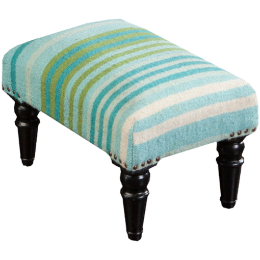 Surya Surya Furniture 12 x 12 x 18 Foot stool FL1007-181212 Foot stool - Pankour