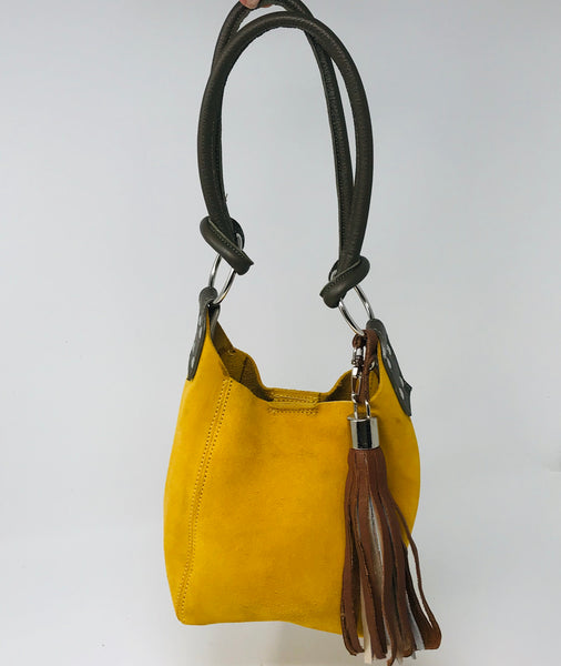 Elena Leather bag