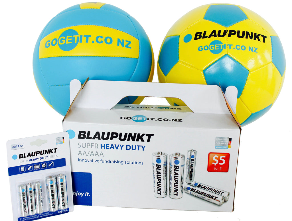 BLAUPUNKT FUNDRAISING BATTERY PACK