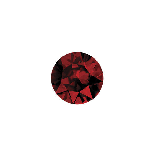JANUARY CRYSTAL BIRTHSTONE CHARM - GARNET - Statelight
