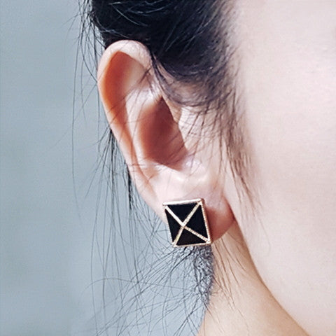 GABRIELLE EVENING EAR STUDS - Statelight