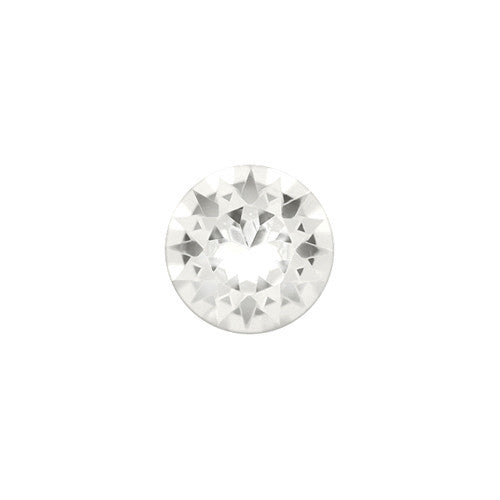 APRIL CRYSTAL BIRTHSTONE CHARM - DIAMOND - Statelight