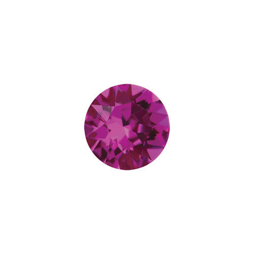 JULY CRYSTAL BIRTHSTONE CHARM - RUBY - Statelight