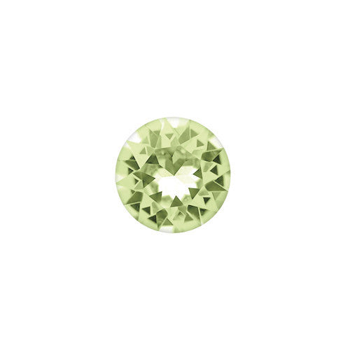 AUGUST CRYSTAL BIRTHSTONE CHARM - PERIDOT - Statelight