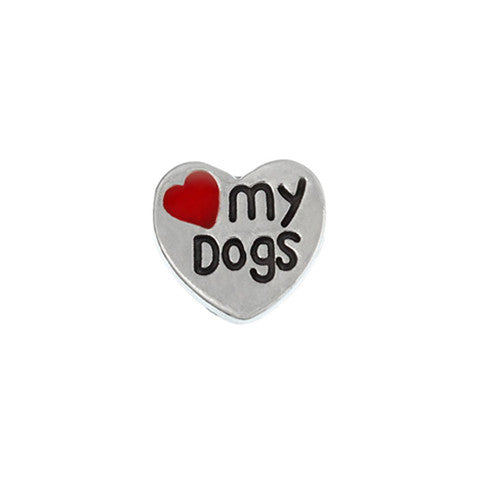 LOVE MY DOGS CHARM - Statelight
