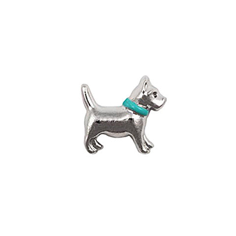 BLUE COLLARED DOG CHARM - Statelight