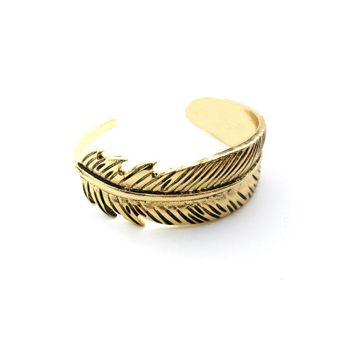 KIERA FEATHER CUFF - Statelight