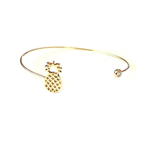 CARRIE PINEAPPLE BANGLE - Statelight