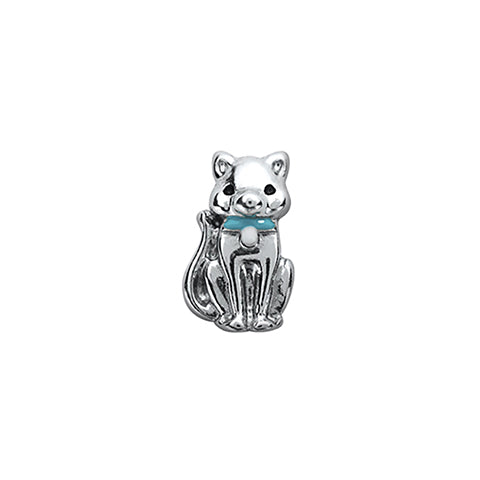 BLUE RIBBON CAT CHARM - Statelight