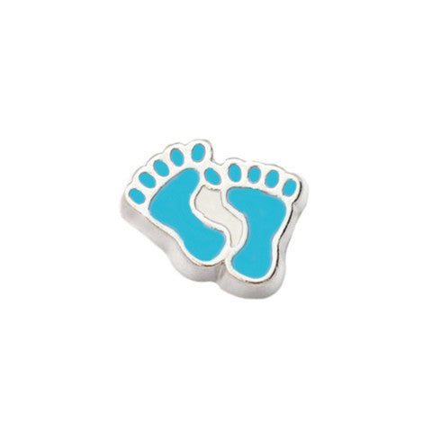 BABY BOY FEET CHARM - Statelight