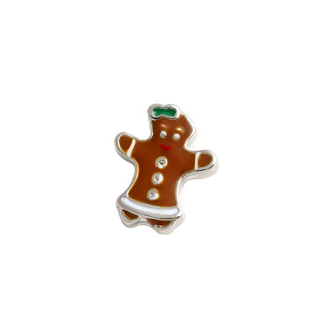 GINGERBREAD MAN REPLICA CHARM - Statelight