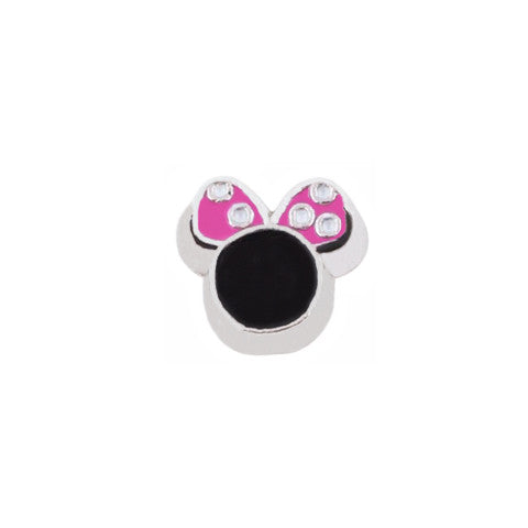 MINNIE MOUSE SILHOUETTE REPLICA CHARM - Statelight